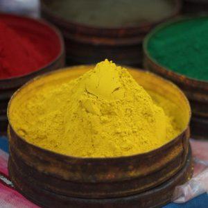 Aromaty, barwniki, środki żelujące i fixy