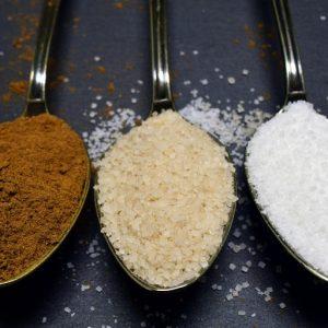 Cukry, proszki do pieczenia i soda