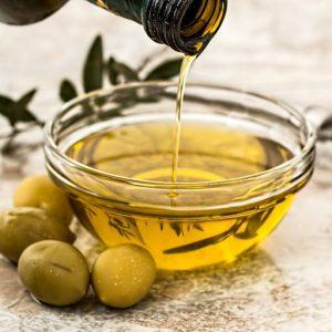 Oleje, oliwy, tłuszcze i octy